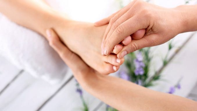 Receptory na stopach i dłoniach – jak działają?