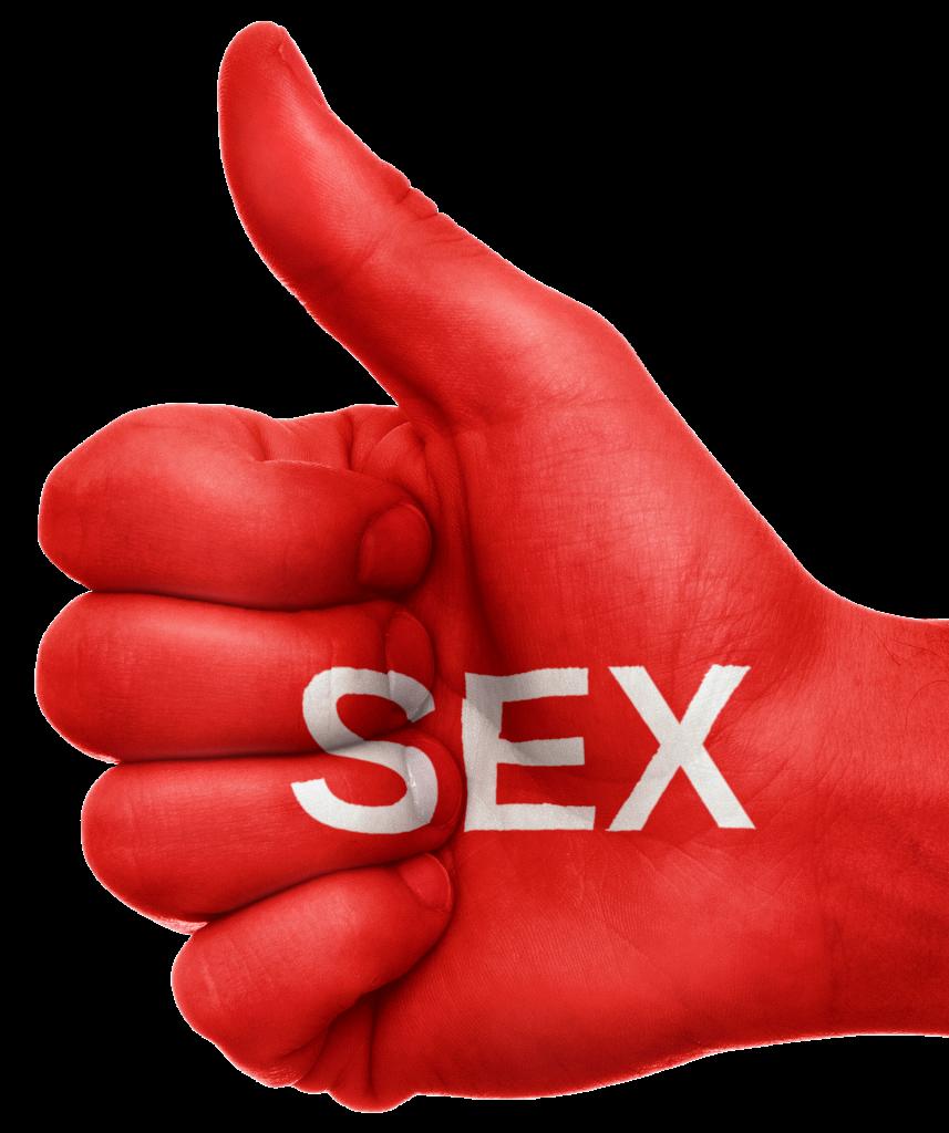 problemy z erekcją w młodym wieku - kciuk w górę