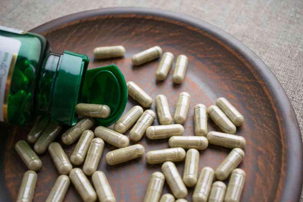 tabletki na wypadanie włosów po ciąży