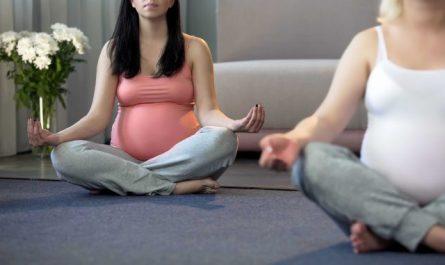 Ćwiczenia przed porodem