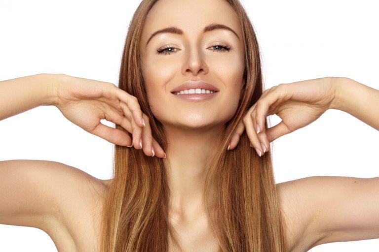 rozjaśnienie włosów rumiankiem - efekty