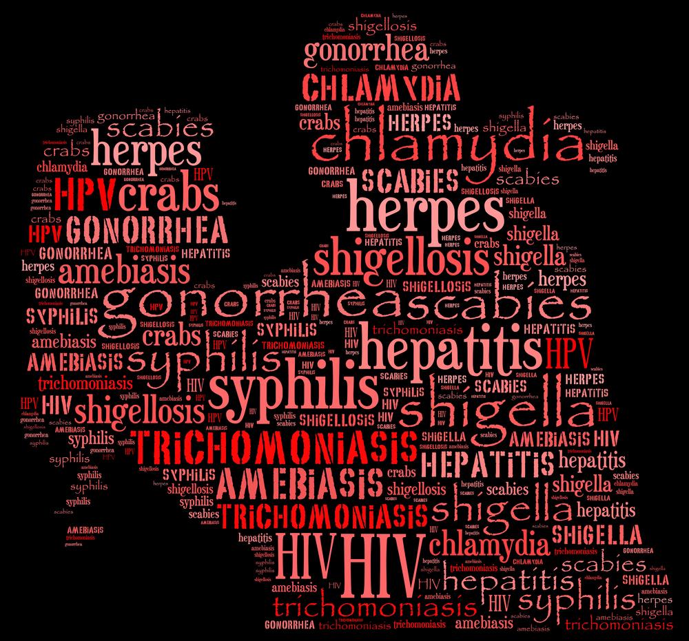 stosunek z przypadkową osobą - choroby