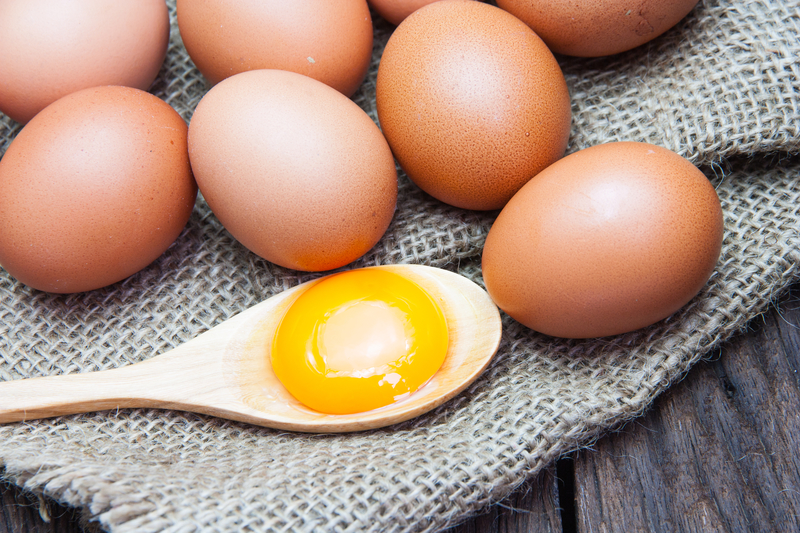 domowa maseczka z jajka - żółtko jajka