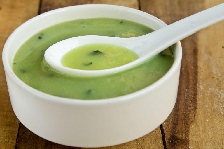 nettle soup for immunity