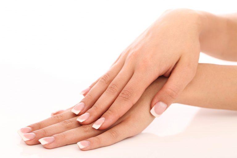 prostowanie płytki paznokcia - klamra