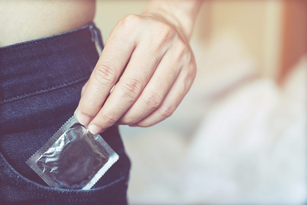 uczulenie na prezerwatywy