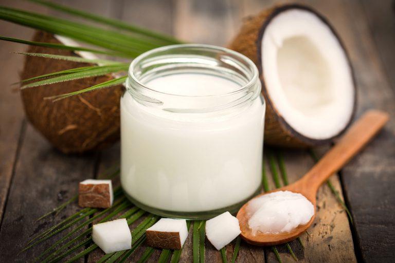 olej kokosowy - zastosowanie