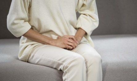 Zapalenie pęcherza - objawy