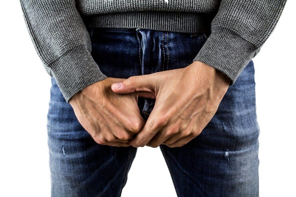 grzybica jąder u mężczyzn