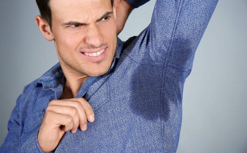 Hiperhydroza przyczyny nadmiernej potliwości