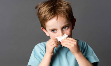 polipy w nosie u dziecka
