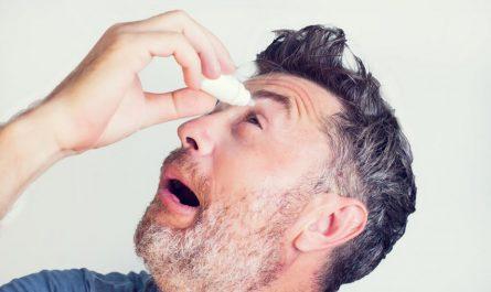 suche oko - domowe sposoby