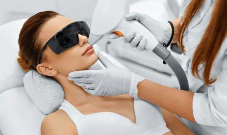 depilacja laserowa dla kobiet