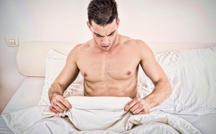 Swędząca moszna i problemy intymne mężczyzn