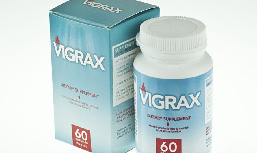 Vigrax na potencję!